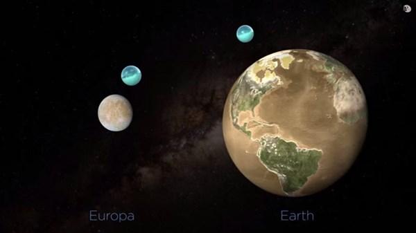 Những bức ảnh cho thấy Trái đất thật nhỏ bé