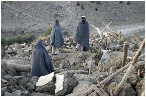 Động đất tại Pakistan
