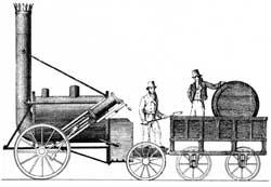 Hệ thống xe lửa và lịch sử phát triển