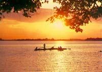 Hà Nội sẽ sử dụng trạm thu gom, xử lý nước thải ở Hồ Tây
