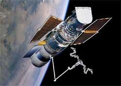 Kính viễn vọng Hubble thực hiện những quan sát mới về Mặt Trăng