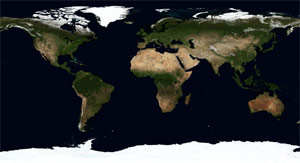Trái đất - một năm qua ảnh