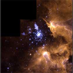 Phát hiện dấu hiệu của các sao đầu tiên trong vũ trụ