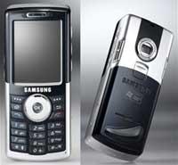 Samsung công bố ĐT chụp hình... 8 megapixel