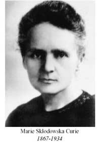 Marie Curie - Nữ  bác  học  lừng  danh nhất thế giới
