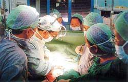 Bệnh viện Nhi Đồng 2: Phẫu thuật tách rời song sinh