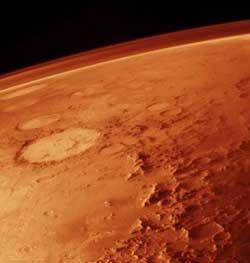 Khí mê-tan trên sao Hỏa không có nguồn gốc từ núi lửa