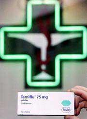 Roche tăng sản lượng Tamiflu