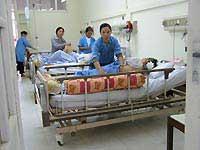 Các bệnh viện sẽ chật vật nếu có đại dịch cúm gà