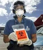 Mỹ công bố chip xét nghiệm nhanh cúm gà