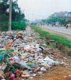 Biến bùn, rác thải thành phân bón hữu cơ tổng hợp