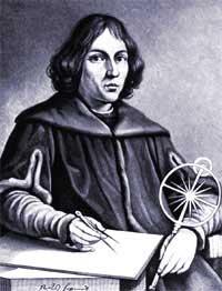 Nicolas Copernic (1473 - 1543) Nhà lý thuyết thiên tài: thuyết Vũ trụ Nhật Tâm