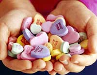 Ăn kẹo giúp giảm stress