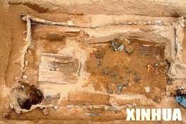Trung Quốc: Khám phá mộ cổ