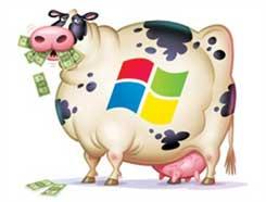 Nhân viên Microsoft ăn cắp phần mềm