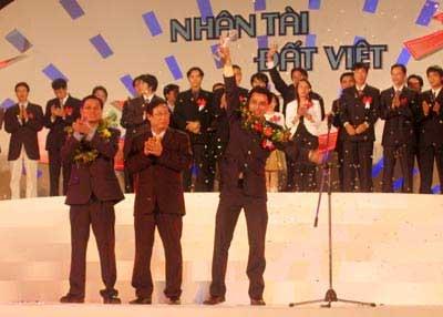 Nhân tài đất Việt 2005: Không giải Nhất!