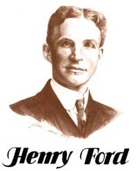Henry Ford, người bạn của công nhân