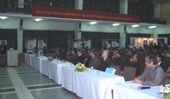 Ngày hội của các nhà vật lý Việt Nam