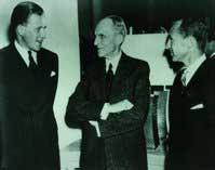 Henry Ford II và vận mệnh Công ty Ford motor