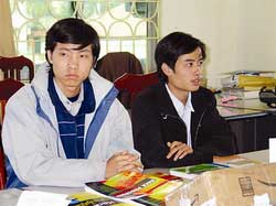 Việt Nam: Phát hiện một vụ đánh cắp tài khoản qua mạng