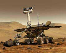 Robot Spirit: Sinh nhật đầu tiên trên Sao Hoả