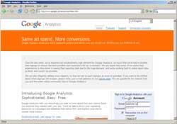 Google tạm dừng cho phép đăng ký dịch vụ Analytics