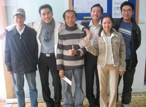 Gặp gỡ Tài năng trẻ Nhân tài đất Việt 2005