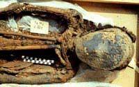 Bí mật sau xác ướp trẻ em cổ đại ở Chile