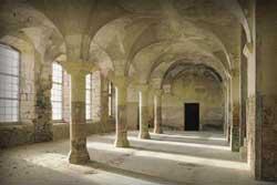 Tu viện dòng Citeaux ở Fontenay (Pháp)