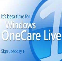Microsoft thử nghiệm dịch vụ bảo mật OneCare
