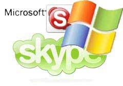 Microsoft và Skype bất đồng về bản quyền phần mềm