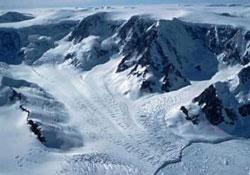Khối băng ở Nam Cực đã thành hình như thế nào?