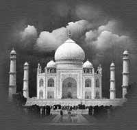 Taj Mahal - Viên ngọc châu của đền đài Ấn Độ