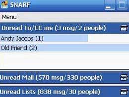 Công cụ phân loại e-mail dựa trên... sự quen biết