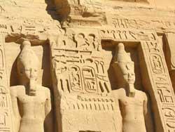 Bí ẩn về lỗ khoan ở Ai Cập cổ