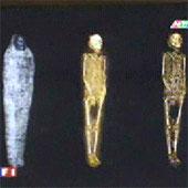 Xác ướp Ai Cập 3.800 năm tuổi được triển lãm tại Toulouse (Pháp)