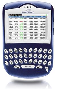 Sẽ không còn thiết bị e-mail di động BlackBerry?