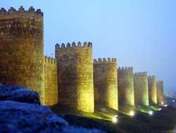 Thị trấn cổ Avila - Tây Ban Nha
