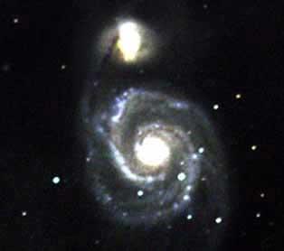 Va chạm giữa các thiên hà