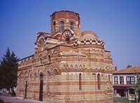 Thị trấn cỏ Nesebar (Bulgarie)