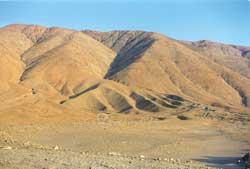 Sa mạc Atacama - Hoả tinh trên trái đất