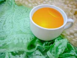 Uống trà chống ung thư buồng trứng