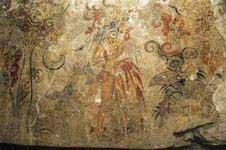 Phát hiện bức họa Maya cổ nhất ở Guatemala