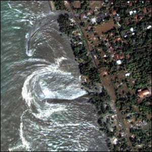 """Phát hiện """"vùng chết"""" tại tâm chấn trận động đất ở Nam Á"""