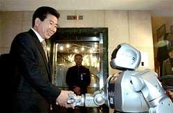 Hàn Quốc: Tham vọng chiếm 15% thị trường robot thế giới