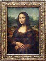 Đằng sau nụ cười Mona Lisa