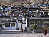 Tu viện Tushilumpo - Một kiến trúc tuyệt tác của Tây Tạng