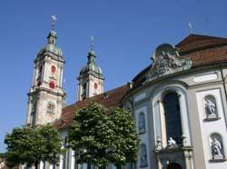 Tu viện Saint - Gall (Thụy Sĩ)