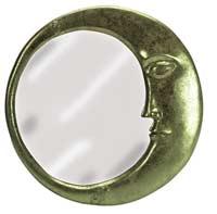 Mặt sau của tấm gương là bạc hay thuỷ ngân?