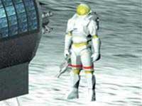Nhật Bản chế tạo trang phục phi hành gia